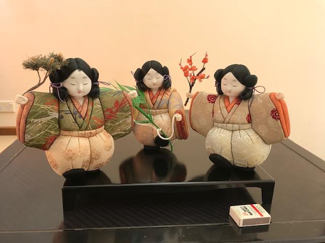 CJC e-Auction! ー手作りの木目込み人形他のオークション(終了しました)